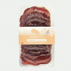 Marsh Pig, Bresaola Sliced