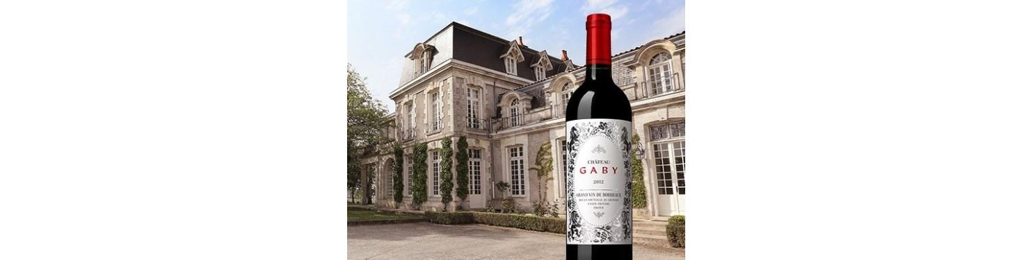 Vignobles Sullivan, Chateau Gaby, Canon-Fronsac
